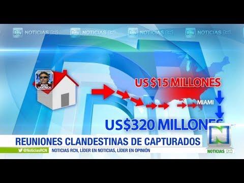Las reuniones clandestinas de Jesús Santrich y la hoja de ruta para envío de cocaína a EEUU