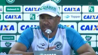 Goiás: Sérgio Soares destaca o confronto do Verdão com o Brasil de Pelotas