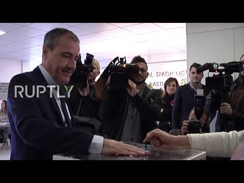 France: Corsican nationalist leaders vote in territorial elections final round