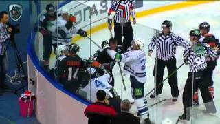 HC LEV Poprad - OHK Dynamo Moskva 4:1