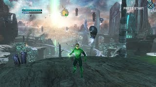 Xenia Xbox 360 Emulator - Green Lantern: Rise of the Manhunters Ingame / Gameplay! (DX12 WIP)