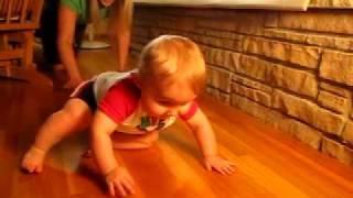 Titan crawling peg leg style