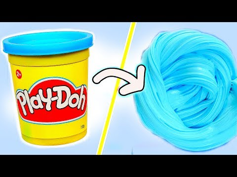 diy play doh slime schleim aus play doh knete selber machen anleitung i patdiy patti. Black Bedroom Furniture Sets. Home Design Ideas