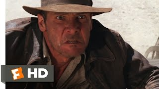 Indiana Jones and the Last Crusade (8/10) Movie CLIP - Tank Battle (1989) HD