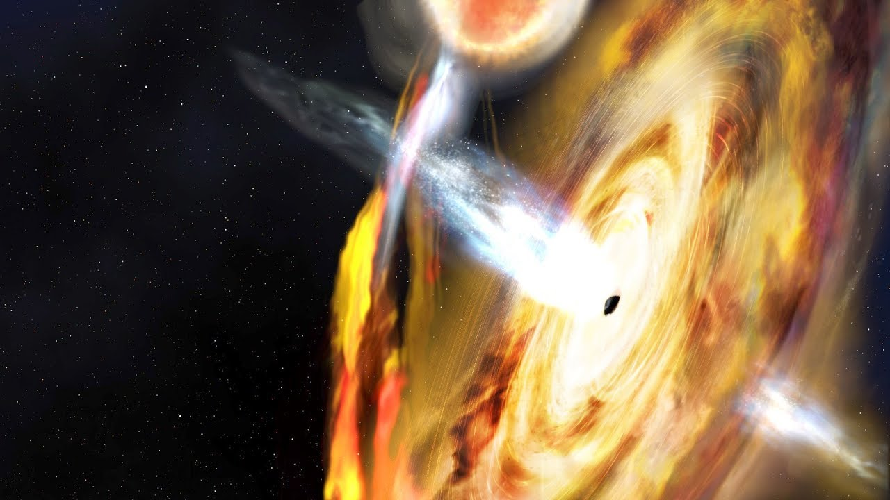 "How ""Light Echoes"" Revealed a Black Hole's Feeding Habits - Sky"