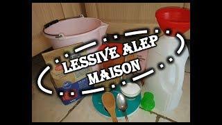 LESSIVE D'ALEP MAISON