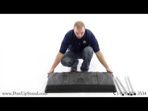 How to Assemble a Smart Case Podium Wrap
