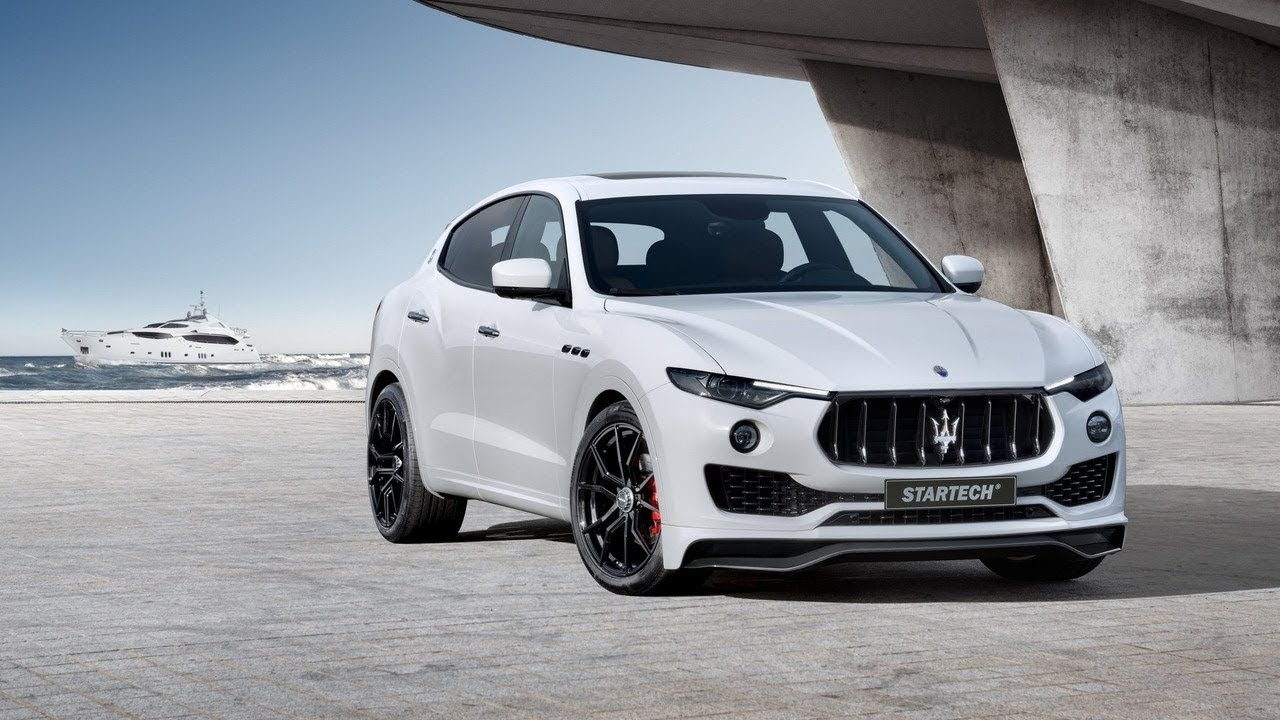 The Best Of 2017 Maserati Levante S Q4 Pricing Specs And Photos