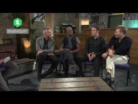 2014/15 Football Season Review - Lineker, Savage, Wright, Neville