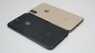 I ditched my iPhone XS Max for an iPhone 8 Plus. What I Experienced