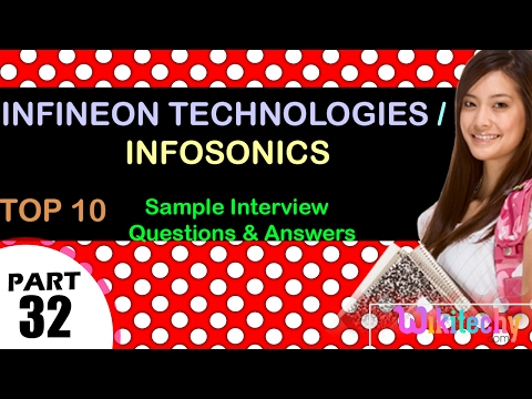 infineon technologies | infosonics top most interview questions and answers for freshers