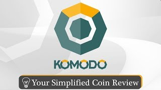 Komodo Coin Review: What is KMD & Why China Likes It