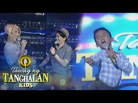 Tawag ng Tanghalan Kids: Vice and Francis' hilarious scene