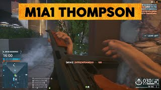 BATTLEFIELD HARDLINE (XB1) - RTMR - Multiplayer Gameplay #67 - M1A1 THOMPSON & CODE BLUE!