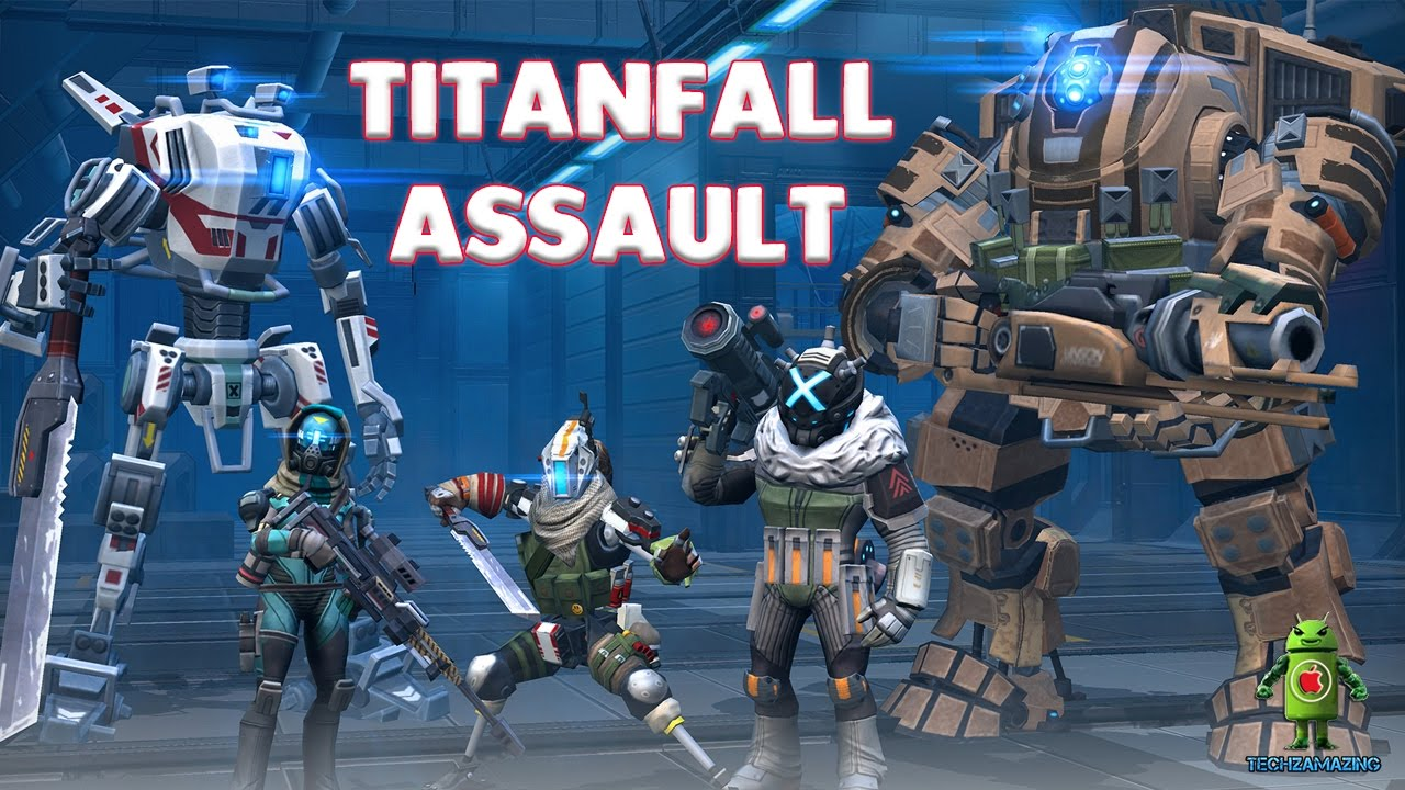 Titanfall Assault Hack - How to Hack Free Tokens Android & iOS