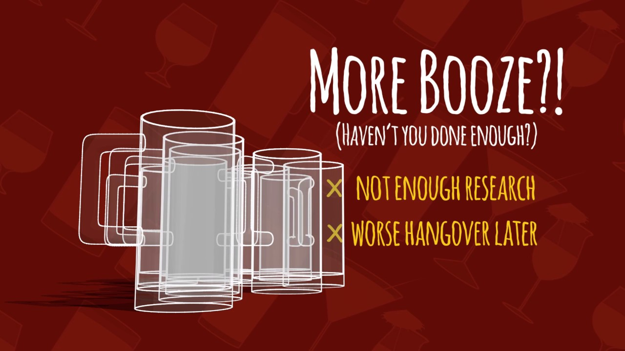 what works best for hangovers