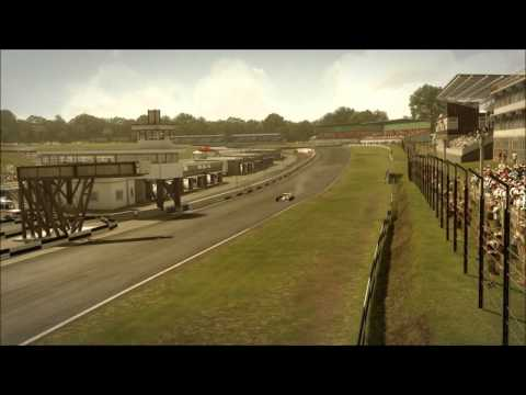F1 2013 #3 Classic Brands hacth Willams FW12[Dansk Danish][HOTLAP]