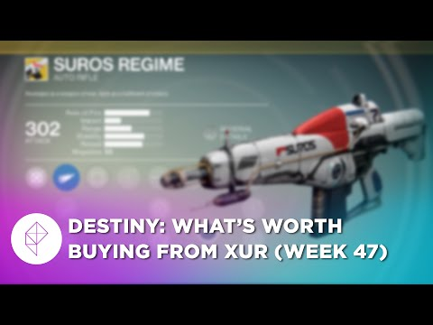 Here's what's worth buying from Destiny's Xur, July 31 - Aug. 2