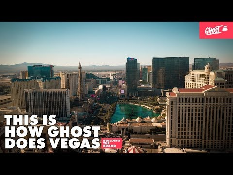 GHOST x 12AM:RUN Las Vegas Olympia Weekend - Building The Brand | S3:E5