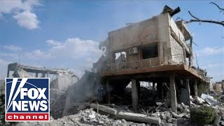 Did US-led strike on Assad regime raise the stakes in Syria?