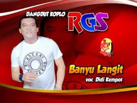 Banyu Langit-Didi Kempot-Dangdut Koplo RGS
