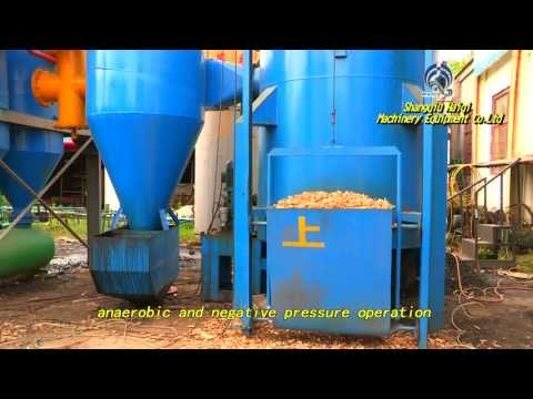 300KW biomass power plant , biomass gasifier .biomass gasifier power generation