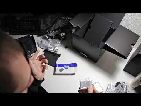 JACING Tech Tips 11: анбоксинг новой камеры