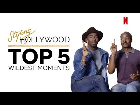 Top 5 Wildest Moments From Styling Hollywood | Netflix South Africa