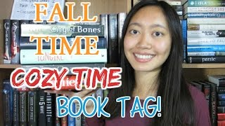 FALL TIME COZY TIME BOOK TAG! Thumbnail