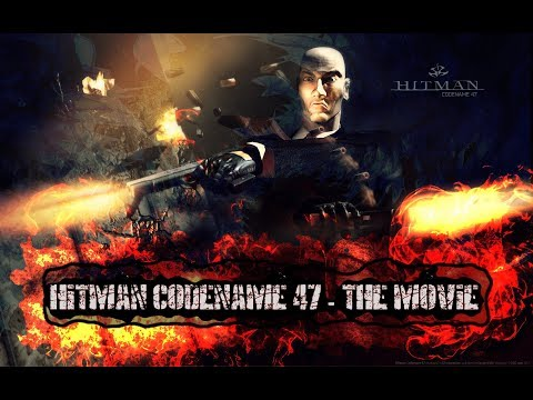 Hitman Codename 47 - Full Movie (cinematic gameplay & cutscenes + UNUSED DIALOGUES)