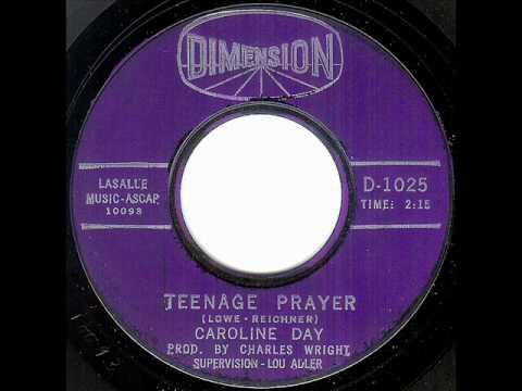 Caroline Day - TEENAGE PRAYER  (1964)