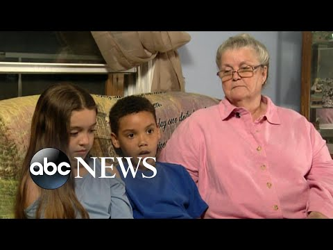 Frankie Darcell - Hero 8-year old saves sister