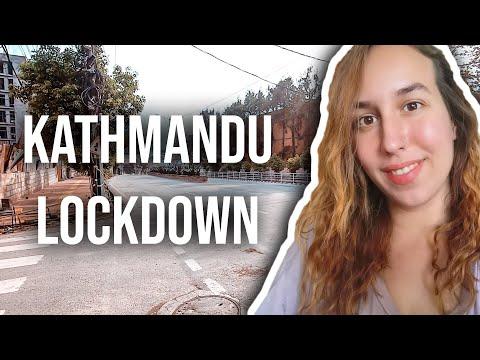 What does lockdown in Lalitpur Kathmandu look like? | Nepal Vlog
