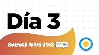 Juegos Olímpicos de la Juventud - Día 03