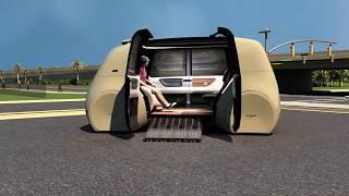 Connected + Autonomous Vehicle (CAV) Technology
