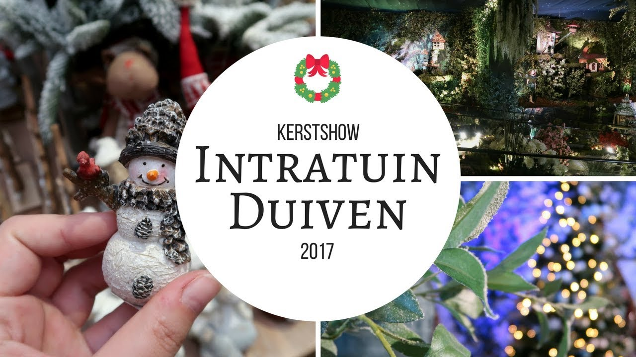 Kerstshow intratuin duiven 2017 christmaholic youtube for Intra tuin duiven