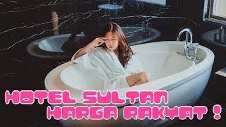 Gambar cover HOTEL SULTAN HARGA RAKYAT | Merlynn Park Hotel Jakarta #YDPvlog #Staycation