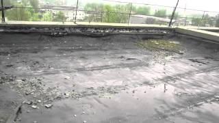 видео Что делать если течет крыша