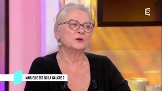 Josiane Balasko : le cri d'une femme - C l'hebdo - 27/01/2018