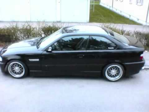 3er bmw e36 auf e46 front umbau part 2 youtube. Black Bedroom Furniture Sets. Home Design Ideas