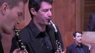 Quatuor de clarinettes Edison : Présentation