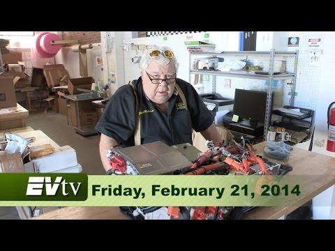 EVTV Friday Show - February 21, 2014