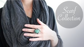 MY SCARF COLLECTION! Thumbnail