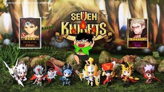 Seven Knights KMJ เปิดแพคทางบ้าน ft.ลุงดอนหมีขาว/ น้องพราว