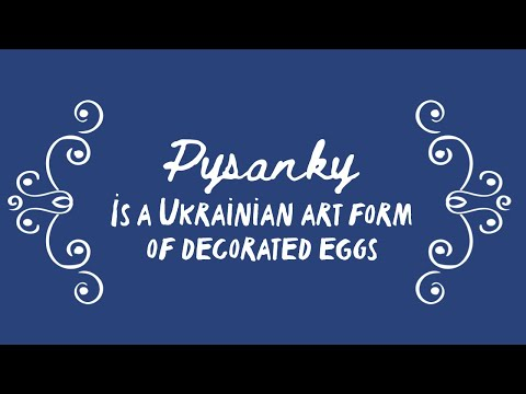 Pysanky Egg Tutorial By Betsy Croft