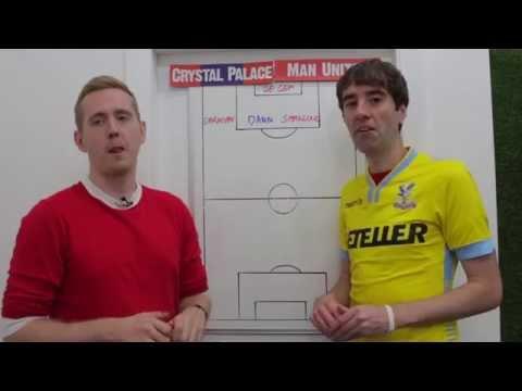 #CPFC vs. #MUFC   Combined XI ft. @UnitedPeoplesTV