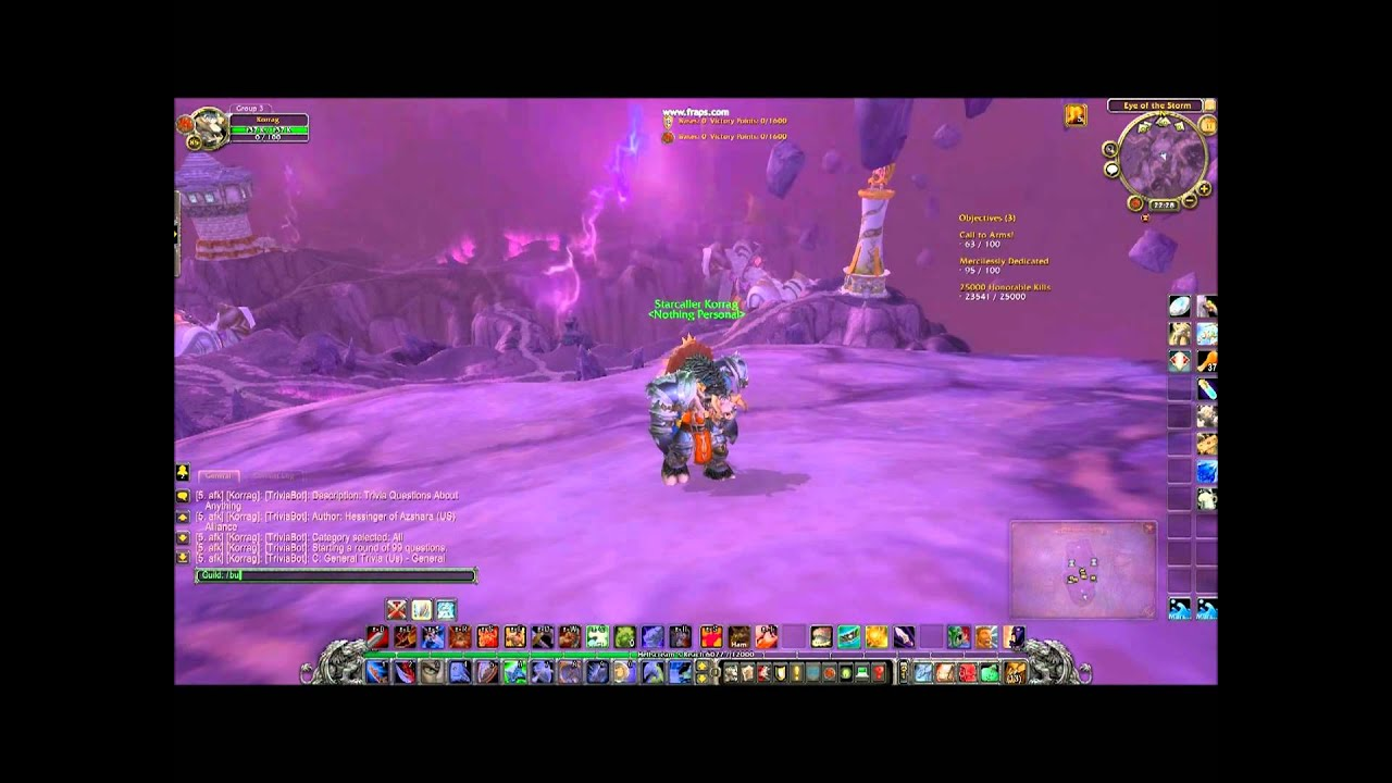 wow bot bot pvp anti-afk bg