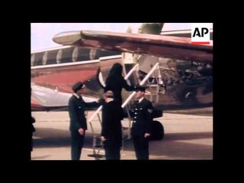 Death Of Duke Of Windsor, Queen In Belgrade