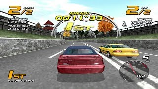 Vanishing Point Dreamcast Gameplay HD (DEmul)