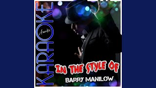 Jump Shout Boogie (In the Style of Barry Manilow) (Karaoke Version)
